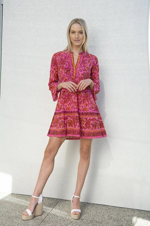 Moroccan Tunic Dress