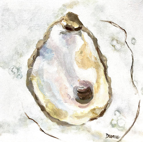 """""""Oyster Shell Series I & II"""""""