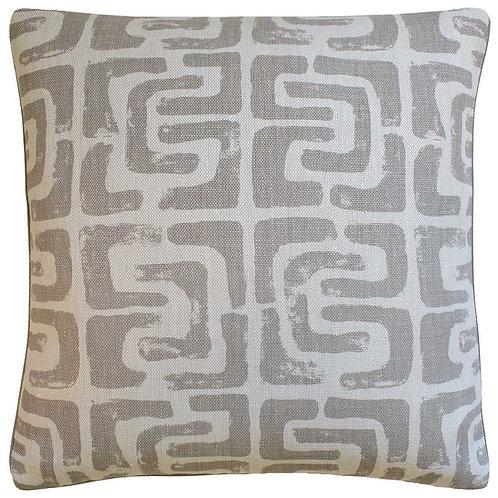 Pumice Oui Bloc Pillow