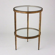 Laforge Two Tierd Side Table