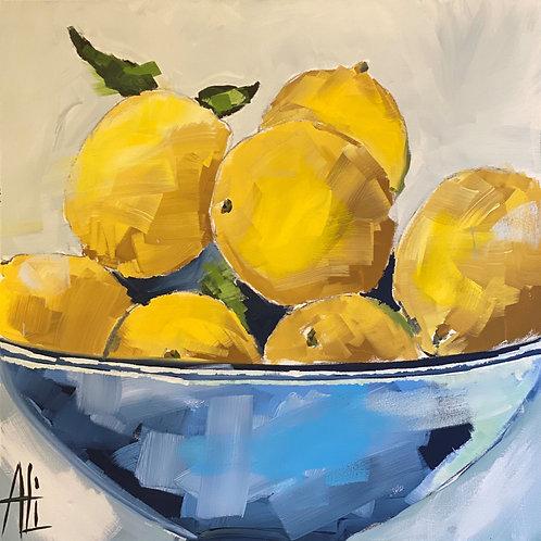 """Kitchen Lemons"""