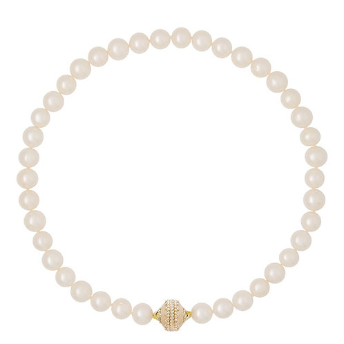 CLASSIC PEARL 11MM NECKLACE