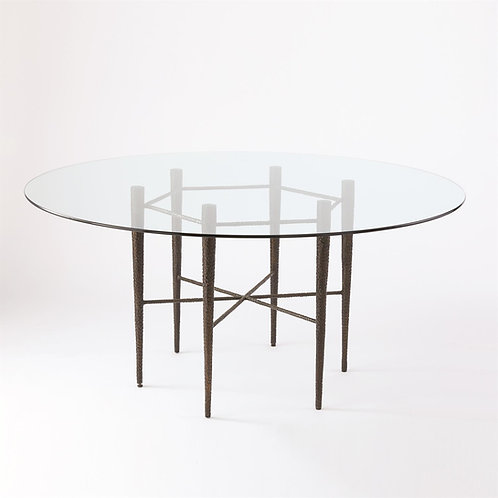 Hammered Dining Table