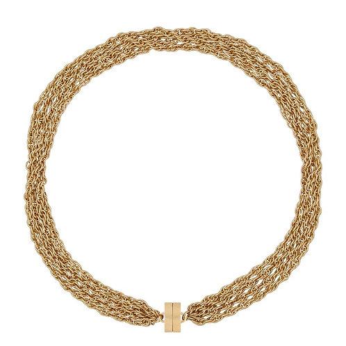 Mini Sheffield Multi Strand Necklace
