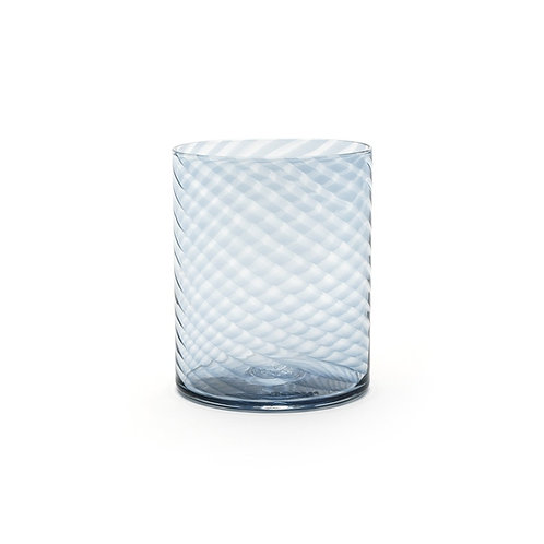 Twisty Drinking Glass