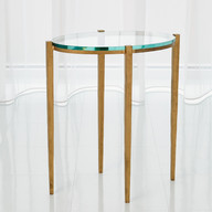 Petit Oval Accent Table