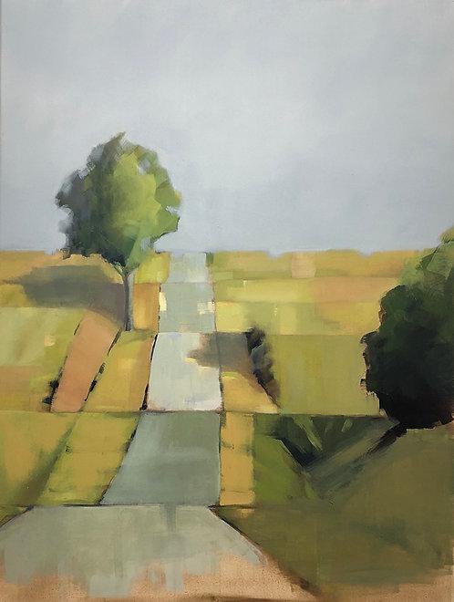 """Road to Orquevaux"""