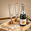 Thumbnail: Hammered Champagne Glass
