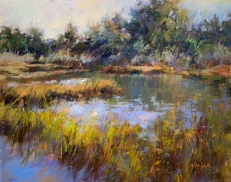 """Marsh Hues"""