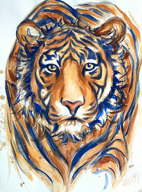 """Tiger Stripes"""