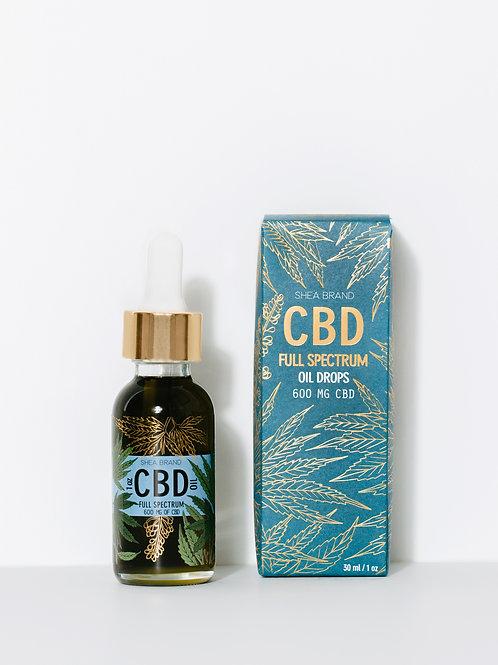 CBD Full Spectrum Oil Drops