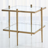 Laforge End Table Square