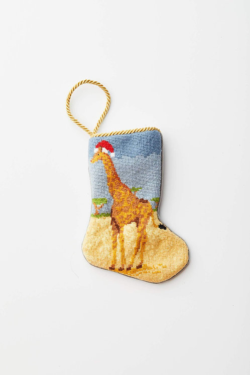 Savanna Christmas Stocking
