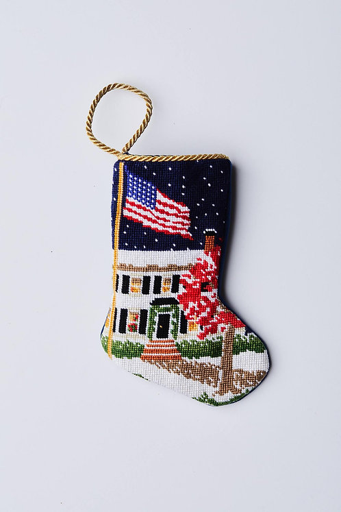 Home for the Holidays Stocking