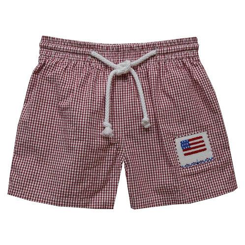 American Smocked Trunks