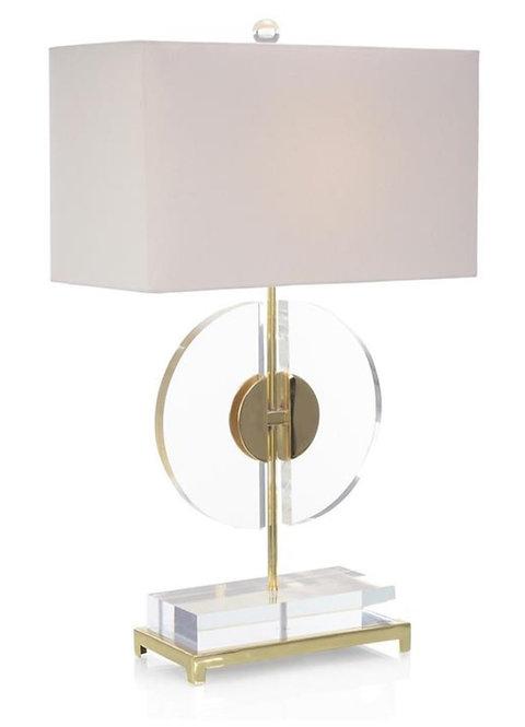 Half-moon Table Lamp