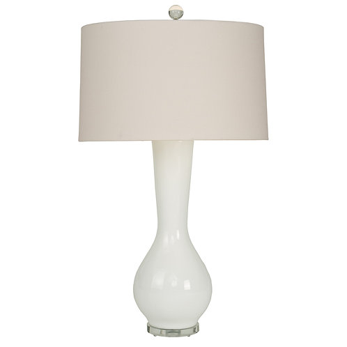 Spa Ceramic Lamp
