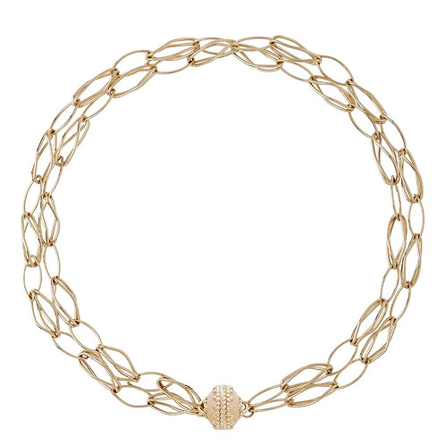 WILLOW DOUBLE STRAND NECKLACE