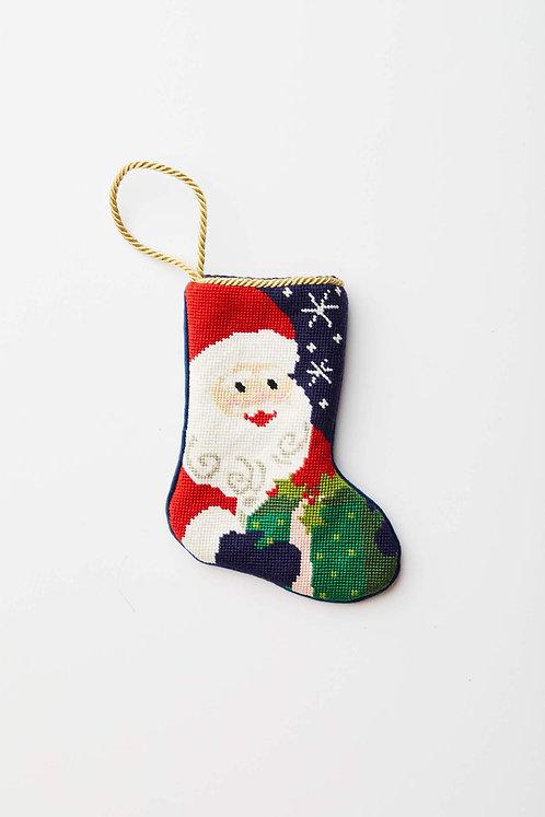 Ho Ho Ho Santa Stocking