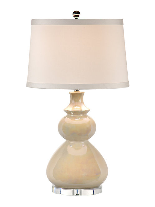Pearlescent Table Lamp