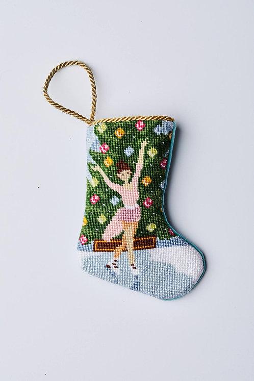 Holiday Grace Stocking