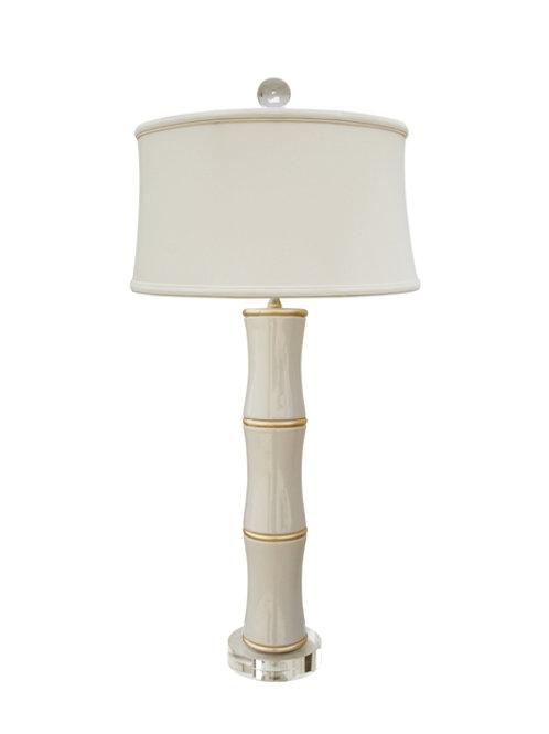 Sea Salt Gray Lamp