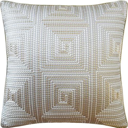Stitch Platinum Pillow