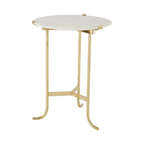 Large Marble Plie Table