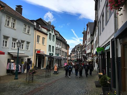 Bad Münstereifel Innenstadt