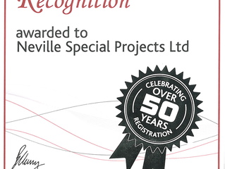 Celebrating 50 years of technical capability!