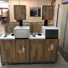 Recycling Units for McDonalds