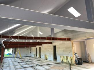 Hulcote Office Refurbishment