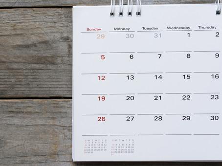 Benefits of a Marketing Calendar