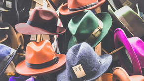 Which hat are you wearing today?