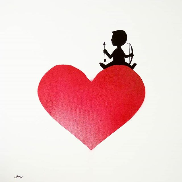 Love is in the air__#cupido #amor #love