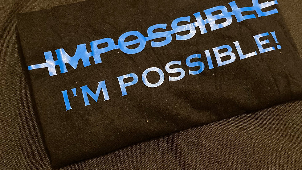 """""""Impossible"""" Tee"""
