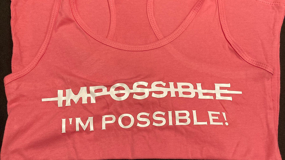 """""""Impossible"""" Tank"""