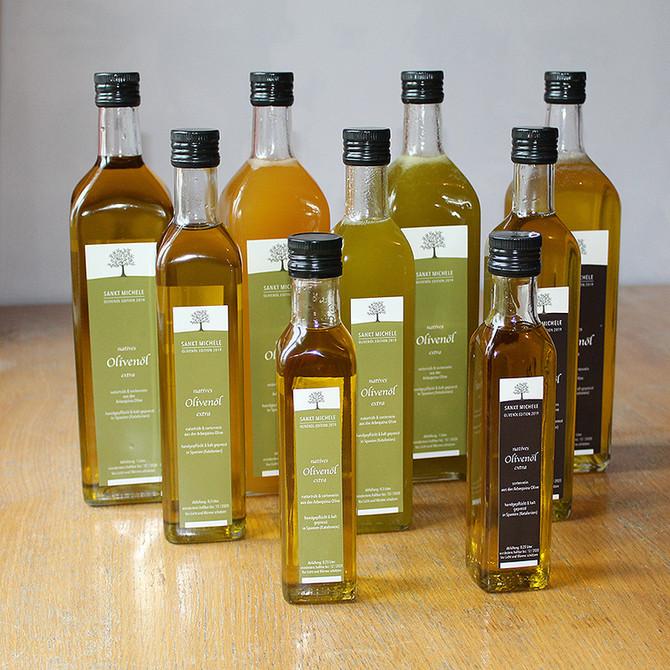 2018 Die neuen Olivenöle sind da!