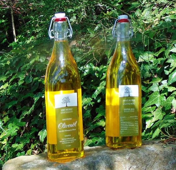 2017 SANKT MICHELE Olivenöl