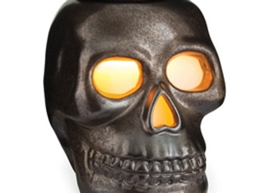 Large Ceramic Skull Electric Wax Melter