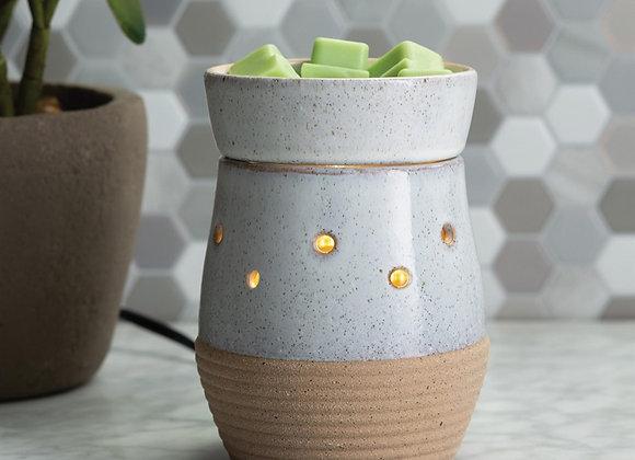 Rustic Ceramic Electric Aroma Lamp