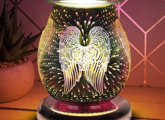 Electric Wax Melter/Aroma Lamp & Sample Box