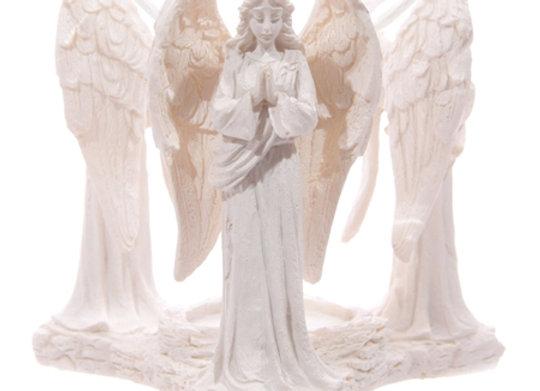 Praying Angel Wax Melter