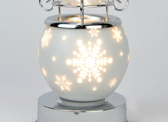 White Snowflake - Electric Aroma Lamp/Wax Melter