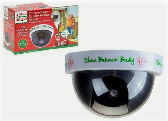 Elf Surveillance Fake Camera