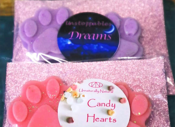Chunky Paws Wax Melts - Pack of 6