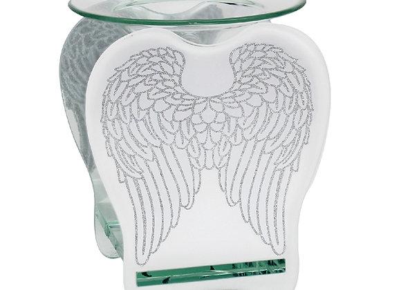 Angel Wing Cutout Wax Melter