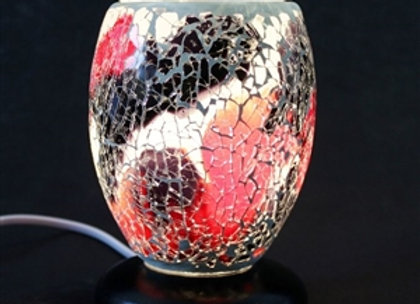 Dimmable Mosaic Electric Wax Melter/Aroma Lamp