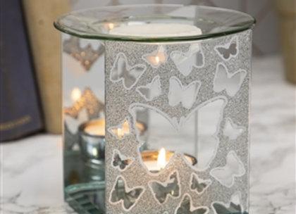 Butterfly Glass Wax Melter