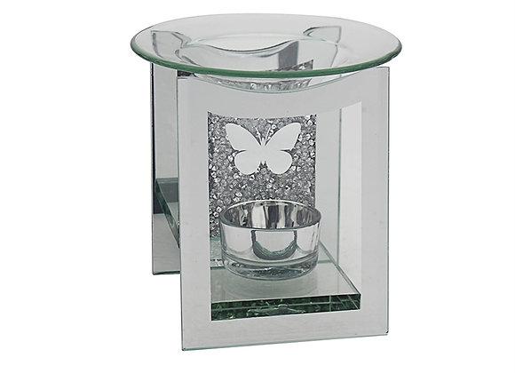 Mirror Butterfly Wax Melter